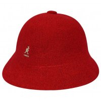 KANGOL BERMUDA CASUAL BELL HAT [SCARLET] - 195169015 <img class='new_mark_img2' src='//img.shop-pro.jp/img/new/icons5.gif' style='border:none;display:inline;margin:0px;padding:0px;width:auto;' />