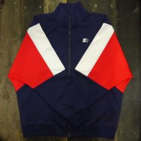 STARTER TRACK JACKET [NAVY] - 1901-025<img class='new_mark_img2' src='//img.shop-pro.jp/img/new/icons5.gif' style='border:none;display:inline;margin:0px;padding:0px;width:auto;' />