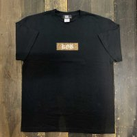 KOB Clothing KILL OFF BITE BOX T-SHIRTS[BROWN/BLACK]