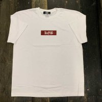 KOB Clothing KILL OFF BITE BOX T-SHIRTS[RED/WHITE]