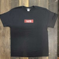 KOB Clothing KILL OFF BITE BOX T-SHIRTS[RED/BLACK]