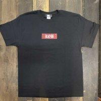 KOB Clothing KILL OFF BITE BOX T-SHIRTS[RED/BLACK]