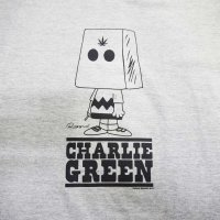 RUGGED CHALIE GREEN T-SHIRTS [GRAY]