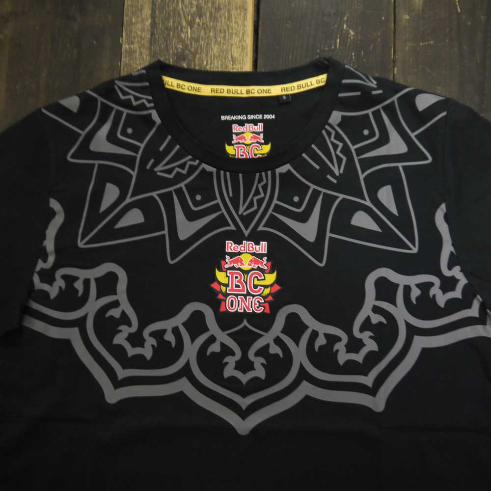 873cd988d THE RED BULL BC ONE COLLECTION MANDALA T-SHIRTS[BLACK] - BCO19002