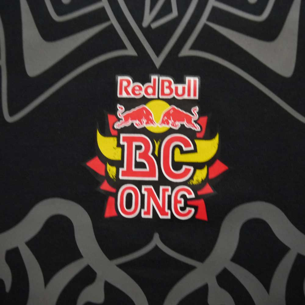 d34a0476 THE RED BULL BC ONE COLLECTION MANDALA T-SHIRTS[BLACK] - BCO19002