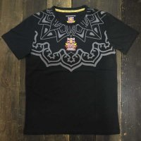 THE RED BULL BC ONE COLLECTION MANDALA T-SHIRTS[BLACK] - BCO19002