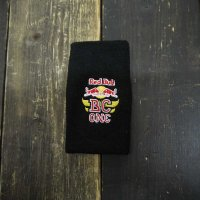 THE RED BULL BC ONE COLLECTION SWEAT BAND [BLACK] - BCO19007