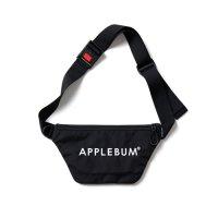 APPLEBUM VALUE WEIST BAG [BLACK] - 2011057