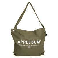 APPLEBUM CRAFT RING SHOULDER BAG[OLIVE] - 1911013