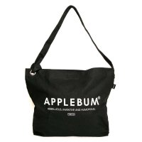APPLEBUM CRAFT RING SHOULDER BAG[BLACK] - 1911013