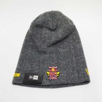 <img class='new_mark_img1' src='https://img.shop-pro.jp/img/new/icons34.gif' style='border:none;display:inline;margin:0px;padding:0px;width:auto;' />THE RED BULL BC ONE COLLECTION NEW ERA KNIT BEANIE [MIX GRAY] - 138507