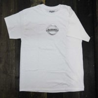 RUGGED GONE T-SHIRTS [WHITE]
