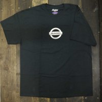 RUGGED GONE T-SHIRTS [BLACK]