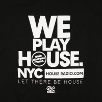 T5C DELI  WE PLAY HOUSE T-SHIRTS[BLACK] - #3【SALE除外品】