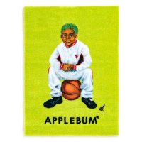 APPLEBUM WORM BOY FLOOR MAT - WH1911001<img class='new_mark_img2' src='//img.shop-pro.jp/img/new/icons5.gif' style='border:none;display:inline;margin:0px;padding:0px;width:auto;' />