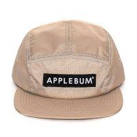APPLEBUM LOGO CAMPER CAP[BEIGE] - 1920902