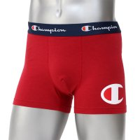 Champion BIG LOGO BOXER BRIEF[CARDINAL] - CM6-P205