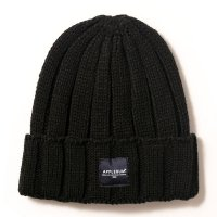 APPLEBUM PATCH KNIT CAP[BLACK] - 1920907
