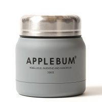 APPLEBUM THERMO MUG MINI TANK[GRAY] - 1921024
