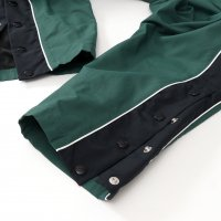 Champion NYLON LONG PANTS[DK GREEN/BLACK] - C3-Q209
