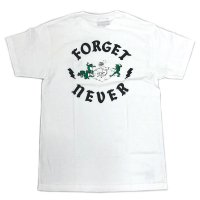 FORGET NEVER ANIMAL CYPHER T-SHIRT[WHITE]