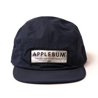 APPLEBUM BOXLOGO METALIC CAMP CAP[NAVY] - PL1920903