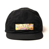 APPLEBUM BOXLOGO PRISM CAMP CAP[BLACK] - PL1920904