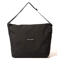 APPLEBUM VALUE BIG SQUARE BAG[BLACK] -  1921006 - O 【SALE除外品】