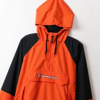 Champion ANORAK PARKA[ORANGE] - C3-R603