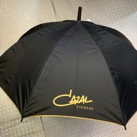 【予約受付中/LIMITED ITEM】CAZAL UMBRELLA[BLACK]