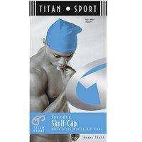 TITAN SPORT SPANDEX SKULL-CAP[LIGHT BLUE]