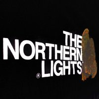 RUGGED THE NORTHERN LIGHTS L/S T-SHIRTS [BLACK]【SALE除外品】
