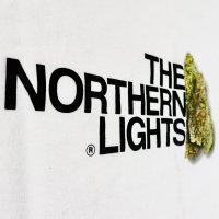 RUGGED THE NORTHERN LIGHTS L/S T-SHIRTS [WHITE]【SALE除外品】