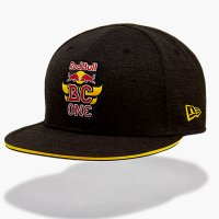 THE RED BULL BC ONE COLLECTION NEW ERA 9FIFTY SNAPBACK SPIN CAP[BLACK] - BCO18018 【SALE除外品】