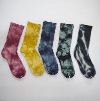 【少数入荷】インポート Tie dye SOX (21〜26cm)