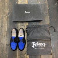 [現品限り/50%OFF]BALANCE CLASSIC TWOTONE LADYS 24.5cm(BLUE-BLACK)- ジャンク品