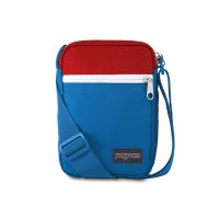 JANSPORT WEEKENDER MINI BAG[RED/WHITE/BLUE] - JS0A3C4G52Y