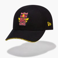 THE RED BULL BC ONE COLLECTION NEW ERA 9TWENTY CYPHER CAP[BLACK] - 9BCO20007 【SALE除外品】