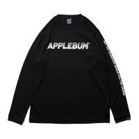 APPLEBUM ELITE PERFORMANCE DRY L/S T-SHIRT [BLACK] - 2011145<img class='new_mark_img2' src='https://img.shop-pro.jp/img/new/icons8.gif' style='border:none;display:inline;margin:0px;padding:0px;width:auto;' />