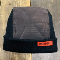 SWONE SPIN KINT CAP for KIDS - スワン スピンキャップ(ブラック)【キッズサイズ】