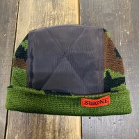 SWONE SPIN KINT CAP for KIDS - スワン スピンキャップ(CAMO)【キッズサイズ】