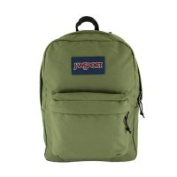 JANSPORT SUPERBREAK BACKPACK[NEW OLIVE] - O