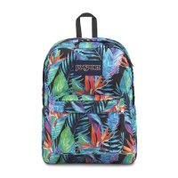 JANSPORT SUPERBREAK BACKPACK[VIVID PARADISE] - O