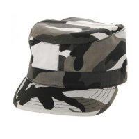 MILITARY FATIGUE CAP (CITYCAMO) - ワークキャップ