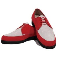 BALANCE CLASSIC TWOTONE MENS(WHITE/RED)