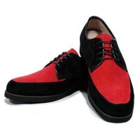 BALANCE CLASSIC TWOTONE LADYS (BLACK-RED)