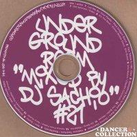 DJ SACHIO - UNDERGROUND ROOM VOL.21