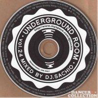 DJ SACHIO - UNDERGROUND ROOM VOL.24