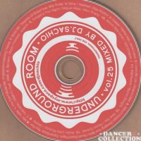 DJ SACHIO - UNDERGROUND ROOM VOL.25