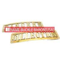 NAME BUCKLE - ネームバックル(バロン社製)